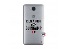 Coque Huawei Y6 2017 Rien A Foot Allez Guingamp