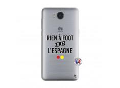 Coque Huawei Y6 2017 Rien A Foot Allez L'Espagne