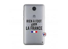 Coque Huawei Y6 2017 Rien A Foot Allez La France
