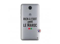 Coque Huawei Y6 2017 Rien A Foot Allez Le Maroc