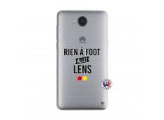 Coque Huawei Y6 2017 Rien A Foot Allez Lens