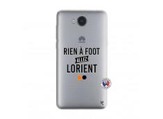 Coque Huawei Y6 2017 Rien A Foot Allez Lorient