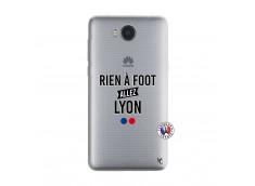 Coque Huawei Y6 2017 Rien A Foot Allez Lyon
