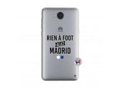 Coque Huawei Y6 2017 Rien A Foot Allez Madrid