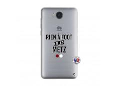 Coque Huawei Y6 2017 Rien A Foot Allez Metz