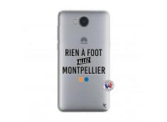 Coque Huawei Y6 2017 Rien A Foot Allez Montpellier