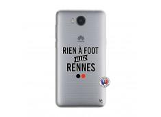 Coque Huawei Y6 2017 Rien A Foot Allez Rennes