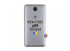 Coque Huawei Y6 2017 Rien A Foot Allez Sochaux