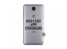 Coque Huawei Y6 2017 Rien A Foot Allez Strasbourg