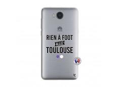 Coque Huawei Y6 2017 Rien A Foot Allez Toulouse