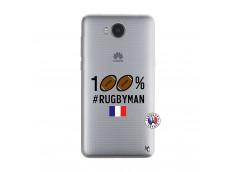 Coque Huawei Y6 2017 100% Rugbyman
