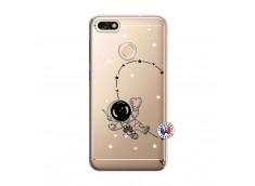 Coque Huawei Y6 2018 Astro Girl
