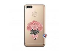 Coque Huawei Y6 2018 Bouquet de Roses