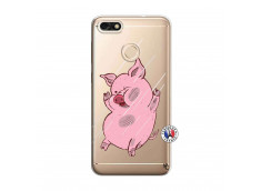 Coque Huawei Y6 2018 Pig Impact