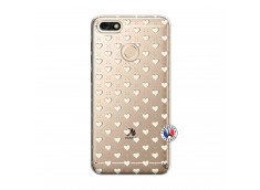 Coque Huawei Y6 2018 Little Hearts