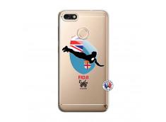 Coque Huawei Y6 2018 Coupe du Monde Rugby Fidji