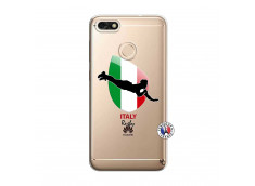 Coque Huawei Y6 2018 Coupe du Monde Rugby-Italy