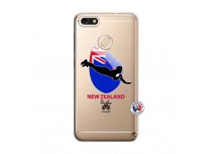 Coque Huawei Y6 2018 Coupe du Monde Rugby- Nouvelle Zélande