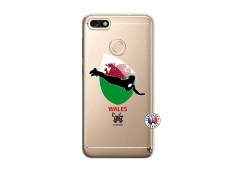 Coque Huawei Y6 2018 Coupe du Monde Rugby-Walles