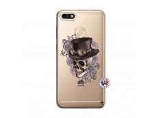 Coque Huawei Y6 2018 Dandy Skull