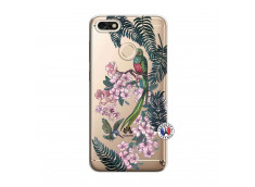 Coque Huawei Y6 2018 Flower Birds