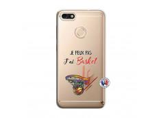 Coque Huawei Y6 2018 Je Peux Pas J Ai Basket