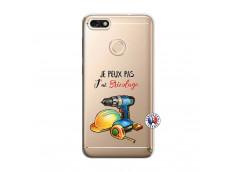Coque Huawei Y6 2018 Je Peux Pas J Ai Bricolage
