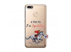 Coque Huawei Y6 2018 Je Peux Pas J Ai Equitation