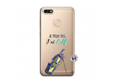 Coque Huawei Y6 2018 Je Peux Pas J Ai Golf