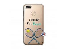 Coque Huawei Y6 2018 Je Peux Pas J Ai Tennis