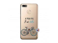 Coque Huawei Y6 2018 Je Peux Pas J Ai Velo