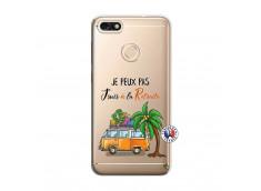Coque Huawei Y6 2018 Je Peux Pas Je Suis A La Retraite
