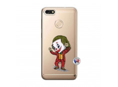 Coque Huawei Y6 2018 Joker Dance