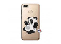 Coque Huawei Y6 2018 Panda Impact