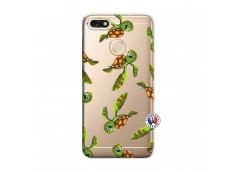 Coque Huawei Y6 2018 Tortue Géniale