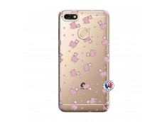 Coque Huawei Y6 2018 Petits Moutons