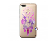 Coque Huawei Y6 2018 Purple Dreamcatcher