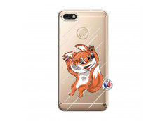 Coque Huawei Y6 2018 Fox Impact