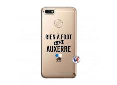 Coque Huawei Y6 2018 Rien A Foot Allez Auxerre