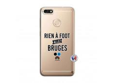 Coque Huawei Y6 2018 Rien A Foot Allez Bruges