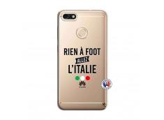 Coque Huawei Y6 2018 Rien A Foot Allez L'Italie