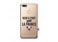 Coque Huawei Y6 2018 Rien A Foot Allez La France