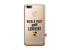 Coque Huawei Y6 2018 Rien A Foot Allez Lorient