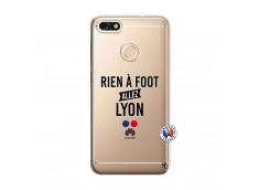 Coque Huawei Y6 2018 Rien A Foot Allez Lyon