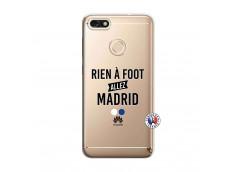 Coque Huawei Y6 2018 Rien A Foot Allez Madrid