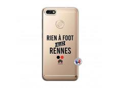 Coque Huawei Y6 2018 Rien A Foot Allez Rennes