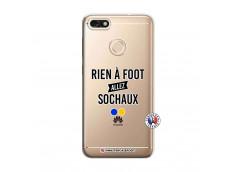 Coque Huawei Y6 2018 Rien A Foot Allez Sochaux
