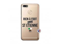 Coque Huawei Y6 2018 Rien A Foot Allez St Etienne