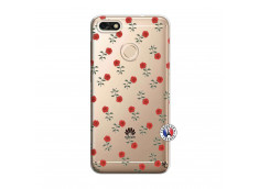 Coque Huawei Y6 2018 Rose Pattern