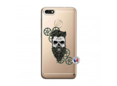 Coque Huawei Y6 2018 Skull Hipster